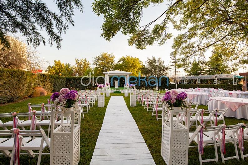 Nazende Garden Kır Düğünü